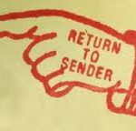 Return to Sender postal
